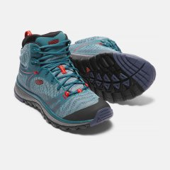 Terradora Blue Coral Fiery red1