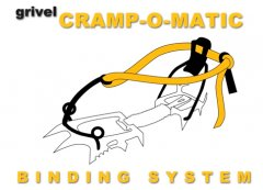 Grivel CrampOMatic binding system