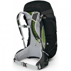 Osprey Stratos 50 black back