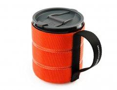 Backpacker Mug Orange