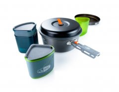 Set de vase GSI Pinnacle Backpacker
