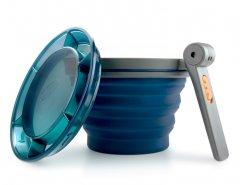 Collapsible Fairshare Mug Blue4