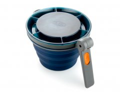 Collapsible Fairshare Mug Blue2