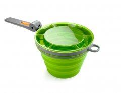 Collapsible Fairshare Mug Green