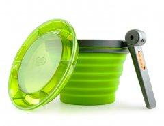 Collapsible Fairshare Mug Green1