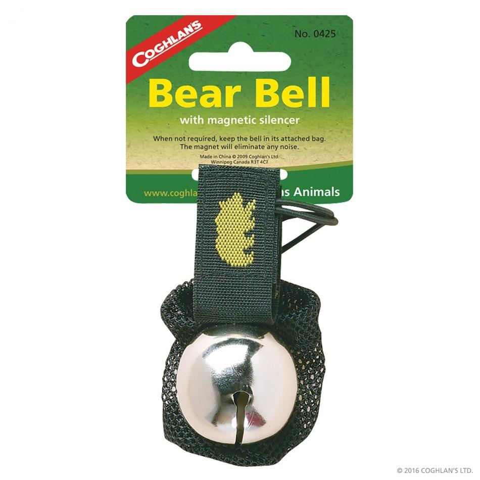 Bear Bell Silver