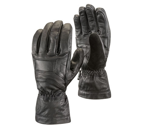 Kingpin Gloves Black