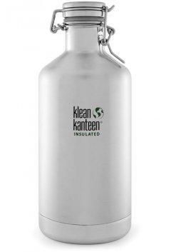 Bidon pentru apa din inox KleanKanteen  Classic Growler 1.182L