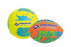 Set de 2 mingi din neopren Schildkroet Miniball Duo-Pack