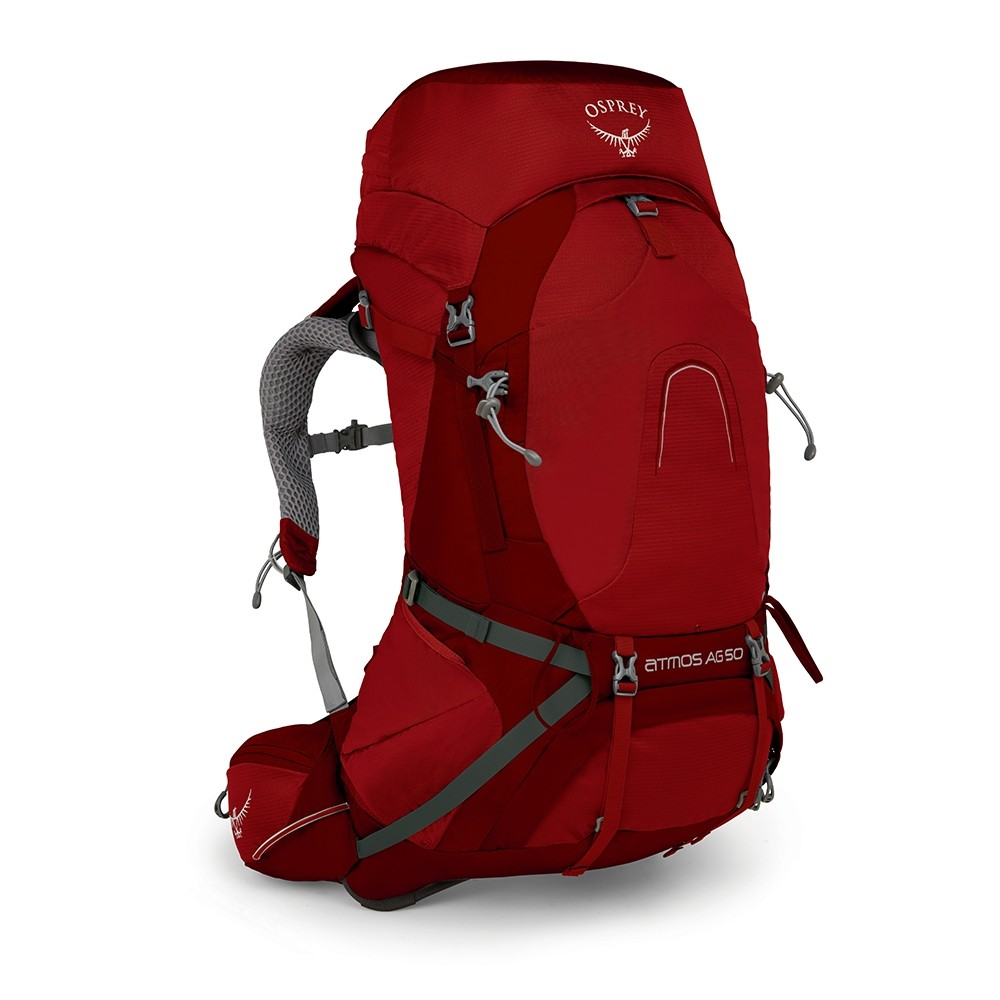 Atmos AG 50 Rigby Red