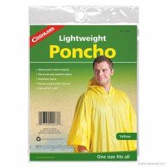 poncho coghlans yellow
