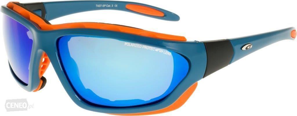 Goggle T437 5P Blue