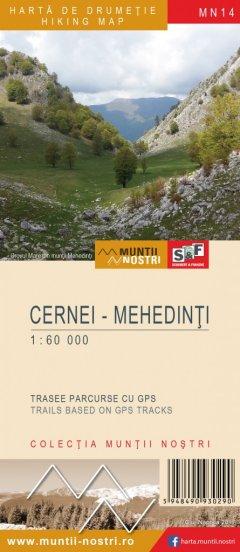 Schubert & Frankze Harta M-tii Cernei- Mehedinti