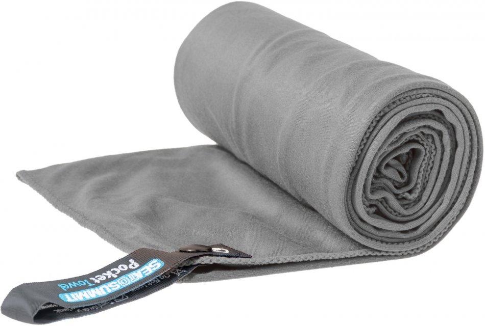 Pocket Towel Grey