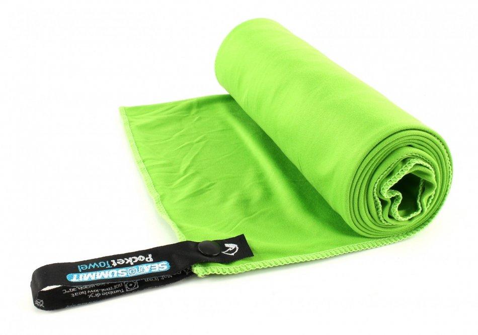 Pocket Towel Lime
