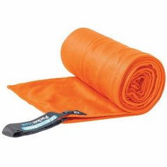 Pocket Towel Orange