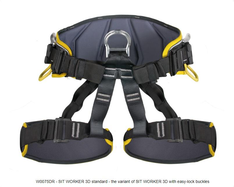 SR Sit Worker 3D standard