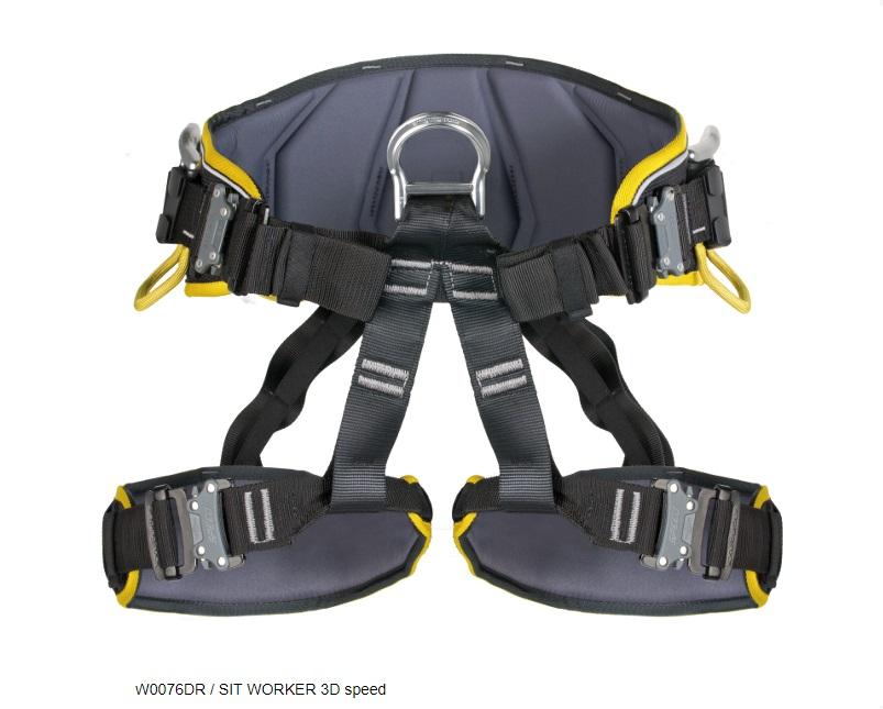 SR Sit Worker 3D Speed front