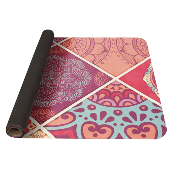 Yate Yoga Mat model A pink