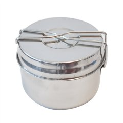 Yate Pot Stainless Steel Basic SN00046