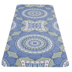 Yate Yoga Mat model B blue green