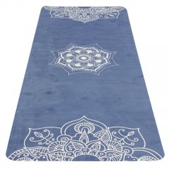 Yate Yoga Mat model C blue