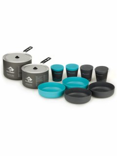 Set de vase Sea to Summit Alpha 4.2 Cook Set