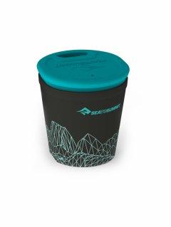 Cana cu capac Sea to Summit Delta Light Mug, izolata termic