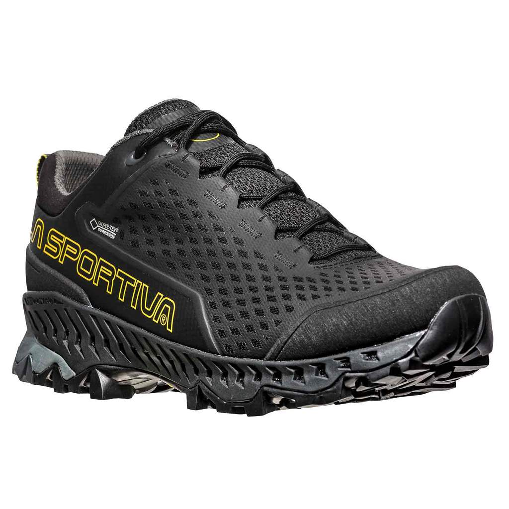 Spire Gtx Black Yellow