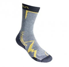Mountain Socks GreyYellow