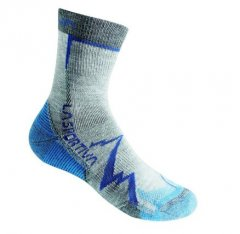 Mountain Socks Grey Blue