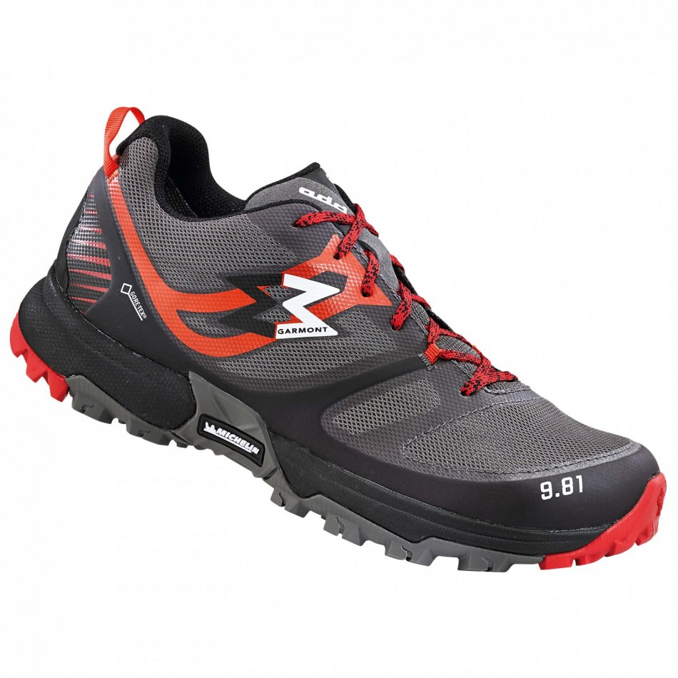 garmont981trackgtx dark grey