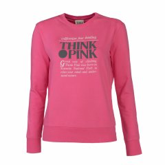 Bluza Think Pink Essential Wm's