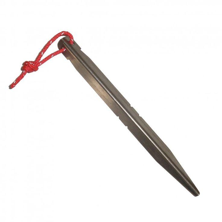 Vargo Titanium 15cm Pegs