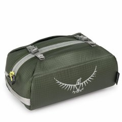 Washbag Padded Shadow Grey