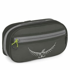 Washbag Zip Shadow Grey