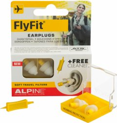Dopuri pentru urechi Alpine FlyFit