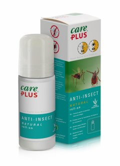 Gel anti-insecte CarePlus Natural Roll On 50ml