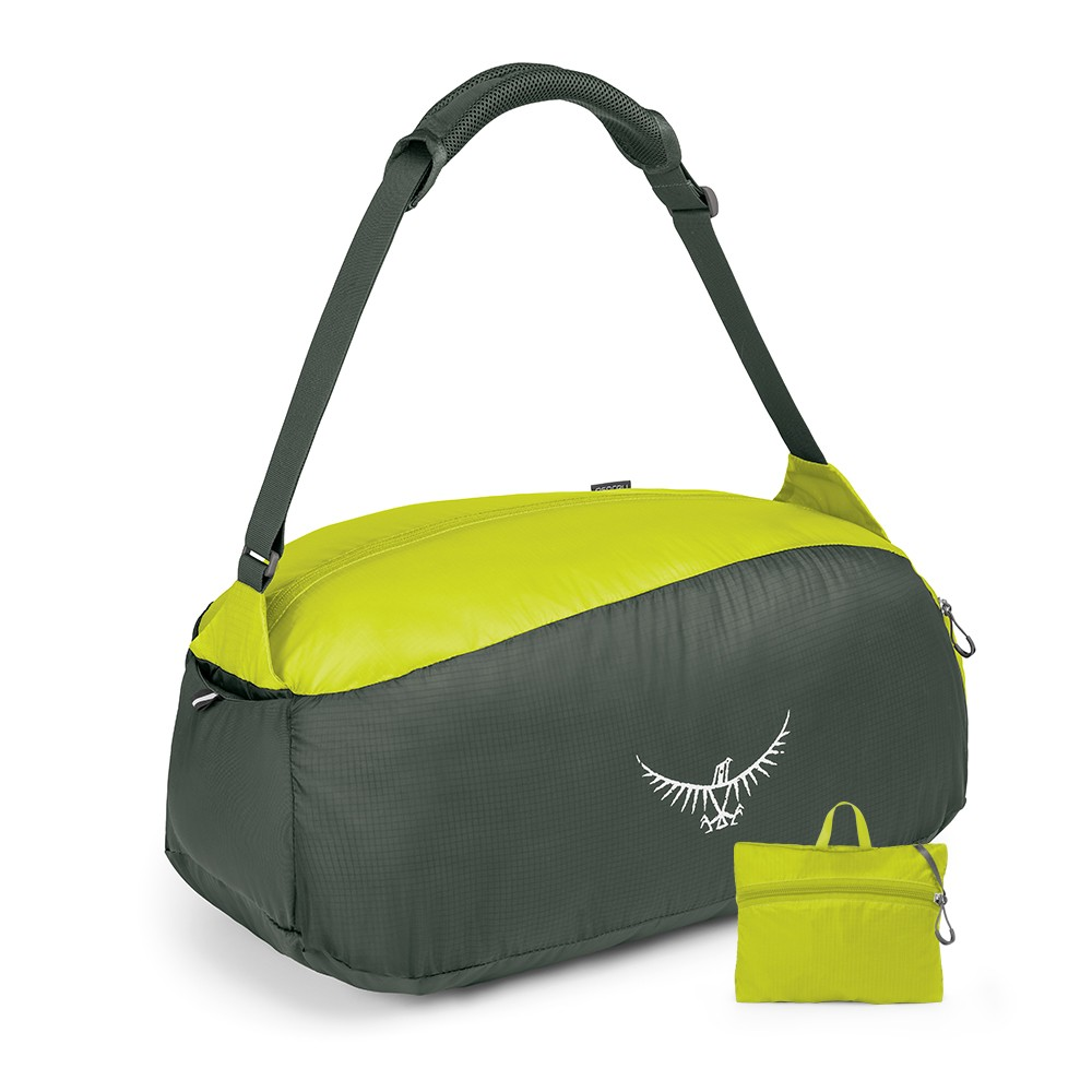 UL Stuff Duffel Electric Lime