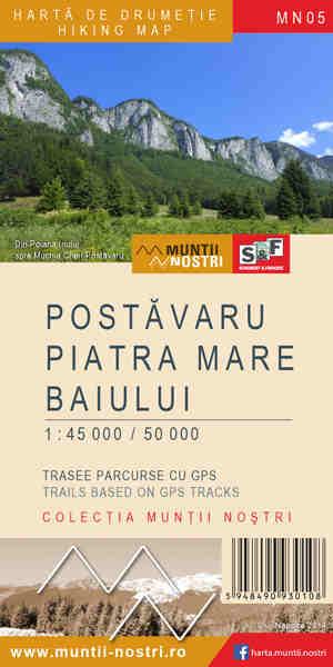 Harta Mtii Postavaru MN05