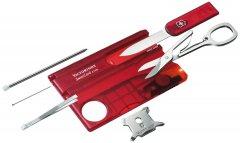 SwissCard Victorinox Ruby