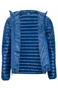 Avant Featherless Hoody Dark Cerulean2