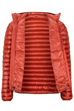 Avant Featherless Hoody Mars Orange1