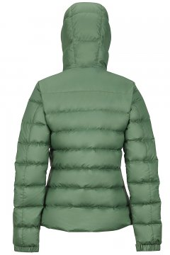 Guides Down Hoody Vine Green