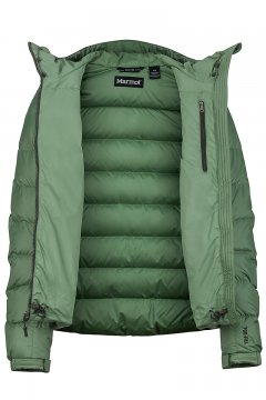 Guides Down Hoody Vine Green1