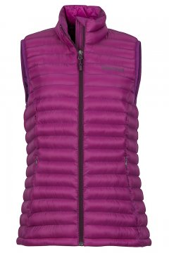 Solus Featherless Vest Wms Grape