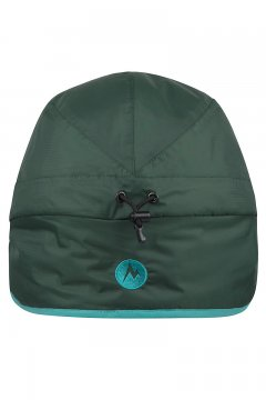 Precip Insulated Baseball Cap Dark Spruce1