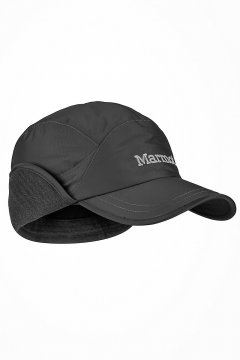 Precip Insulated Baseball Cap Black1