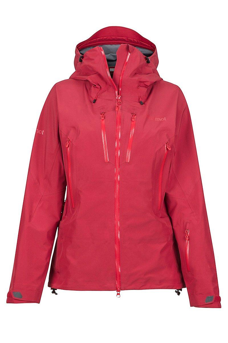 Alpinist Wms Sienna Red