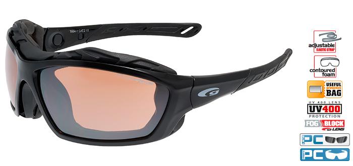 Goggle T6641 Capital